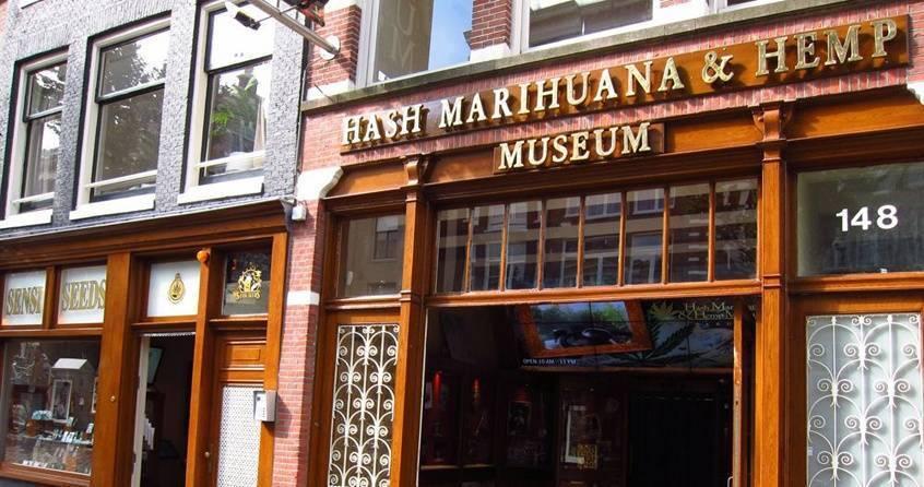 Hanf Museum Amsterdam