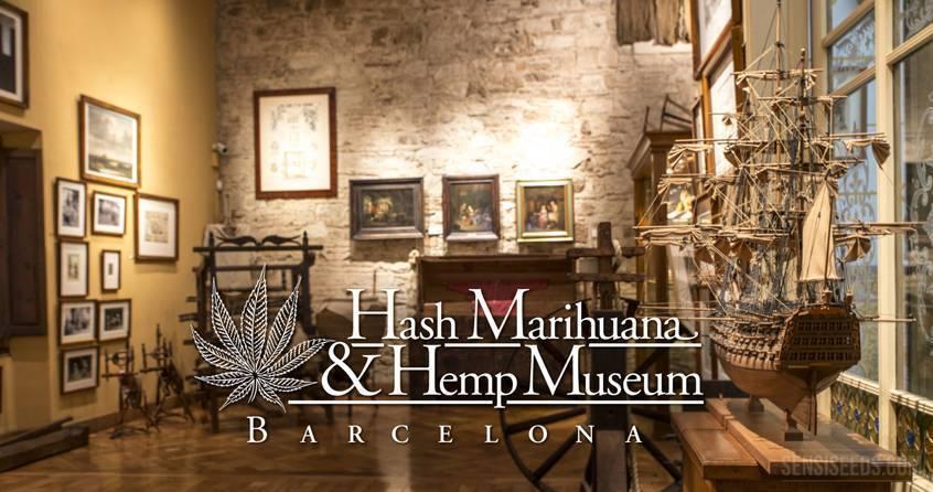 Hanf Museum Barcelona